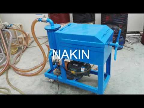 Series PF Multifunction Plate-Press Oil Purifier
