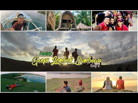 Famtrip Genpi Lombok Sumbawa Day 2 Part II : Tenun Sukarara, Desa Penujak & Desa Ende