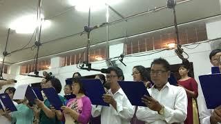 Con xin mãi tri ân - Hiệp lễ - Chủ nhật 27A Ca đoàn Theresa Giáo Xứ Tân Châu  Vũng Tàu