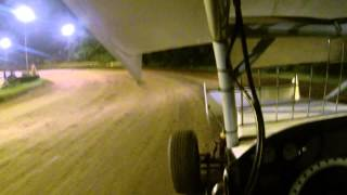 Tyler Blank Double X Speedway 6-9-2013 High Fly