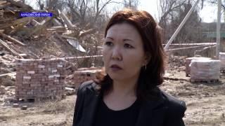 В Камызяке расселили все аварийные дома