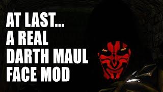 Dark Souls II - Darth Maul Tattoo Mod