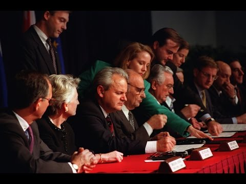 First Wednesday: The Dayton Agreement 20 Years On