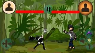 Shadow fight 2-рисуем мультфильмы 2...