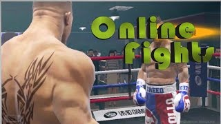 Real Boxing 2 ROCKY - Online Battle 《HD 16:9 1080p》▶ Android/IOS gameplay