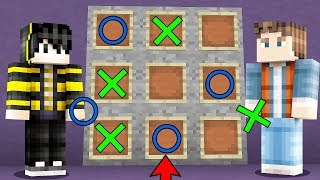 TUZAKLI XOX OYUNU OYNADIK! 😱 - Minecraft