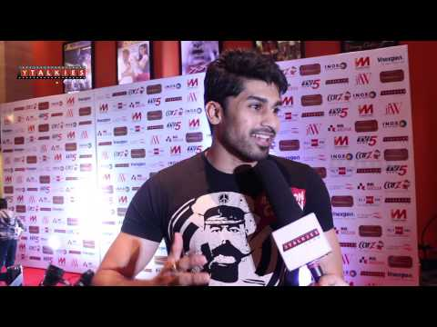Actor Abhijith  Interview at Ytalkies Avengers Screening Show- Ytalkies Exclusive