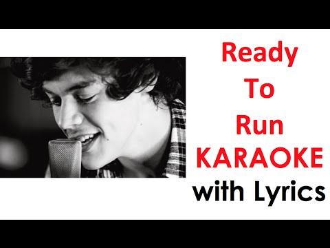 """Ready To Run"" - One Direction KARAOKE LYRICS (Guitar Instrumental) - Backing Track"