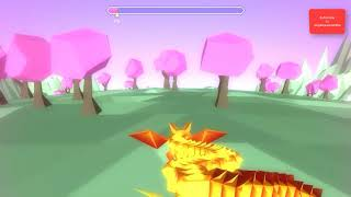 Recursive Dragon Gameplay (PC game)