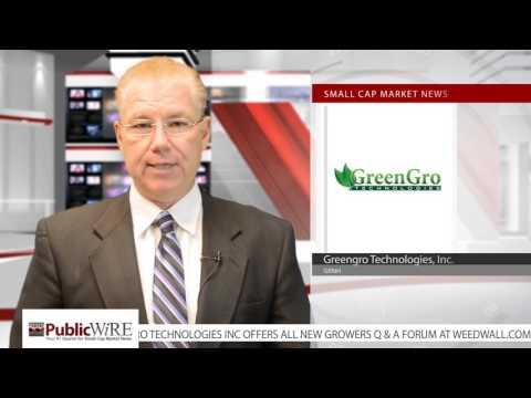 Greengro Technologies, Inc