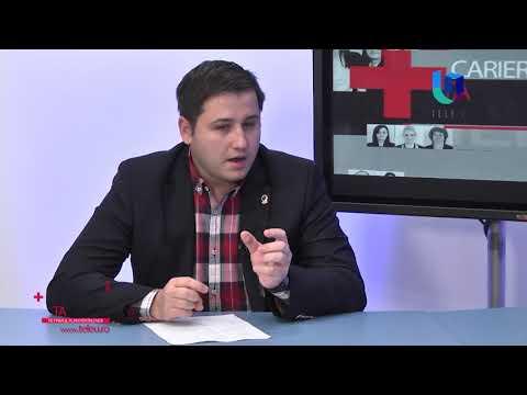 TeleU: Cariera ta - Invitat Dr. ing. Vlad Mihăescu