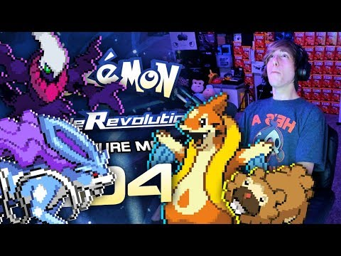 EXPLORING AN OLD SAVE FILE!!  Pokemon Battle Revolution Lets Play w Astroid! EP 04!