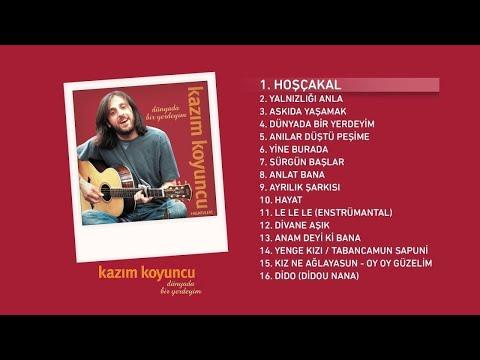 Hoşçakal (İşte Gidiyorum) (Kazım Koyuncu) Official Audio #hoşçakal #kazımkoyuncu