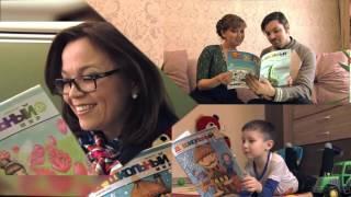 видео Журнал для родителей. Уход за телом во время беременности.