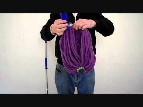 How To Use Your Twister Mop Part 3 Replacing The Head Youtube