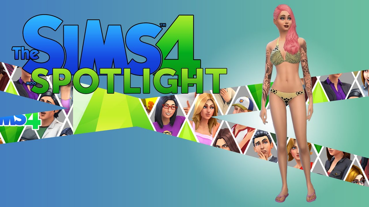 The sims 4 mod spotlight 4 youtube for Mods sims 4 muebles
