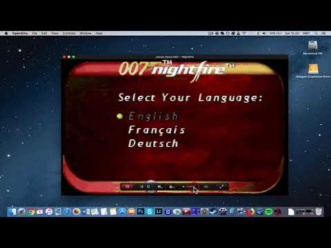 How To Play James Bond 007: Nightfire on MAC? GBA Emulator Tutorial