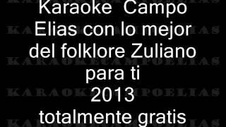Karaoke La comae Los Blanco