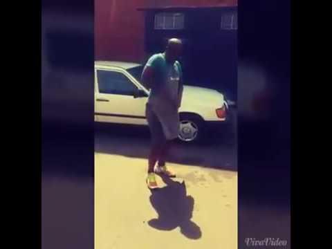 Isaac Gampu dance moves