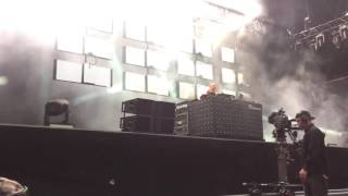 "Paul Kalkbrenner ""You want it darker"" - Lollapalooza Berlin 2016"