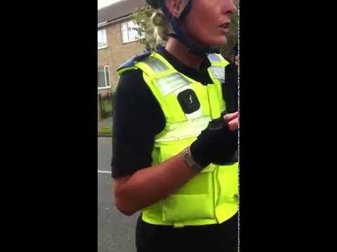 More Harassment From A Pcso For Filming In Public.