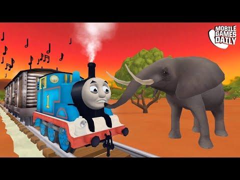 THOMAS & FRIENDS ADVENTURES - TANZANIA Gameplay Walkthrough (iOS Android)