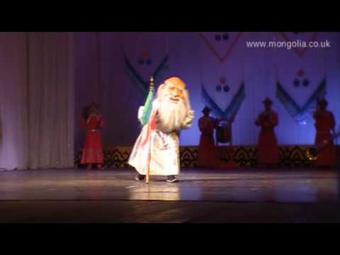 Mongolian Traditional Music Tsam Masked Dance & Mongolia Travel Tours and Holidays