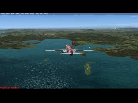 DeHavilland Beaver DHC2 VFR (AYPY, Jacksons Port Moresby to WTP, Woitape Airport)
