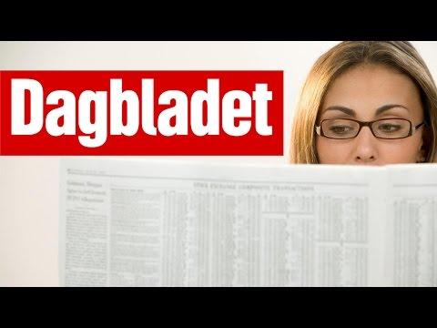 Torleif leser - Dagbladet!