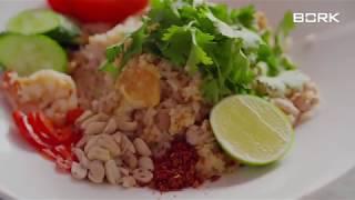 Как приготовить рис с креветками: рецепт шеф-повара Chefshows by Novikov