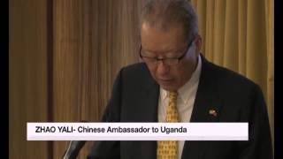 Chinese envoy concerned about low rate of electricity penetration in Uganda