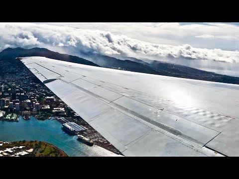 Engine Roar – Stunning Honolulu Takeoff – Boeing 717-200 – Hawaiian – HNL – Short Clip Series Ep. 6