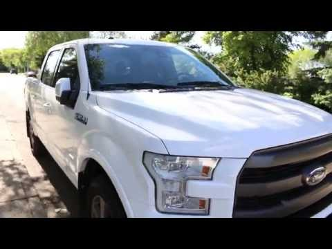 2016 F150 Lariat Sport FX4 - Overview