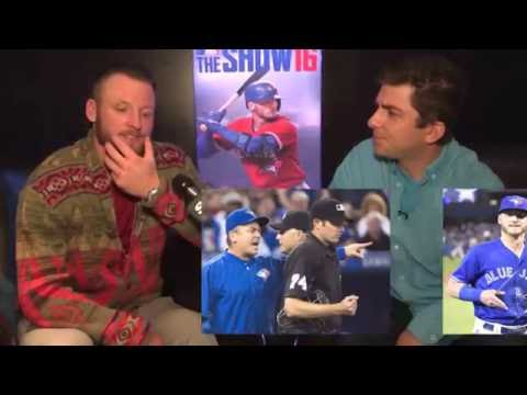 MLB The Show, fan questions, & pets with Josh Donaldson