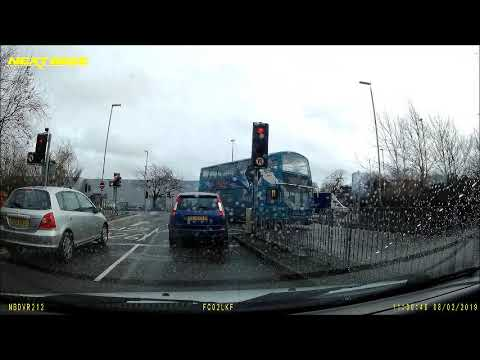 Leicester Dashcam