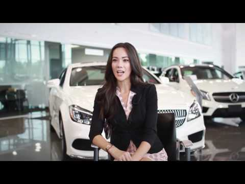 Meet Kristina Wong, Financial Services Manager at Mercedes-Benz London