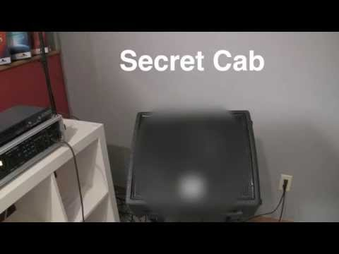 Mystery Active Cab with Axe FX II