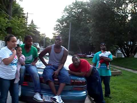 Hood fight (Burlington Iowa)