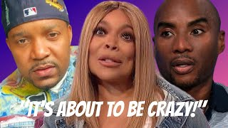 """DJ Boof & Charlamagne Predict Wendy Williams ADDICTION Ending Her Show """"It's About To Be CRAZY!"""""""
