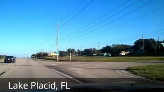 Road Trip to Georgia 1 - LaBelle, FL