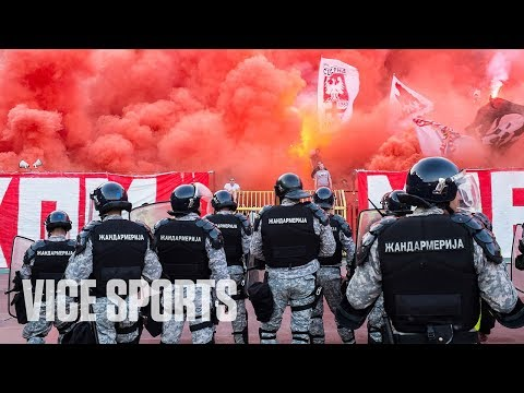 Soccer's Most Violent Rivalry: VICE World of Sports