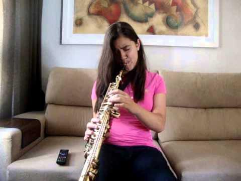 Perto quero Estar - Toque no altar - Sax Soprano