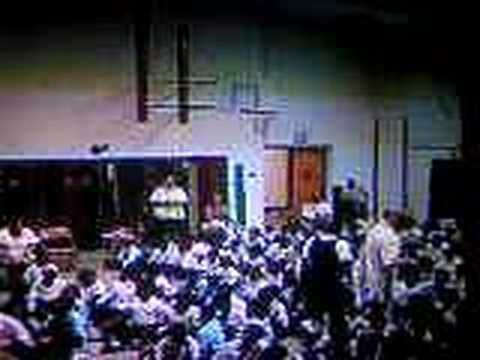 Windsor ACADEMY with Team Jesus U.S.A.