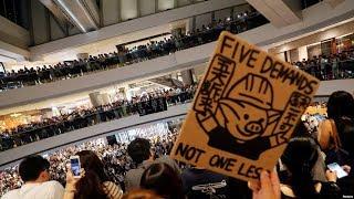 9/12【香港风云】香港政局纷扰下的法律问题