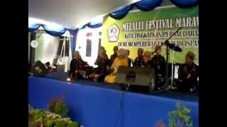 Juara 1 Lomba Marawis Syufna Yuna Ponpes Manbaul
