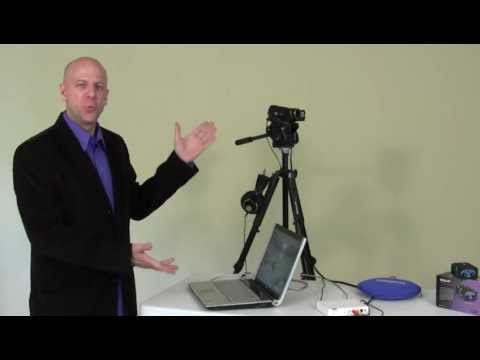 Webcasting 101 - Intro to Webcasting for videographers