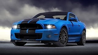 Shelby GT500 Ford mustang 2012 обзор