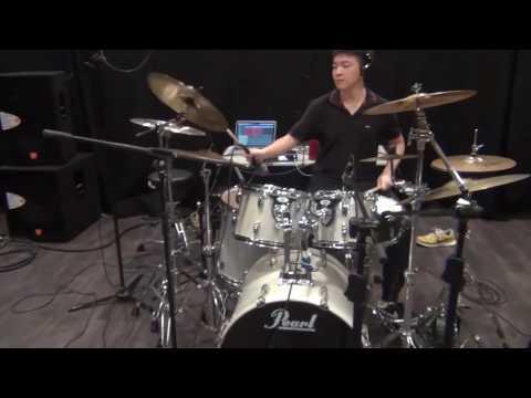 Remain Indoors Drum Cover -Periphery