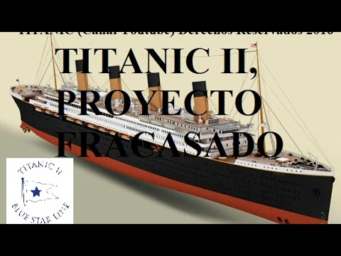 Titanic II, Un Proyecto Fracasado