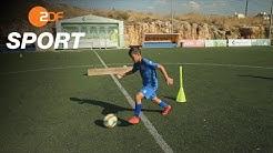 Im Libanon schlummern die Fußball-Talente   SPORTreportage - ZDF